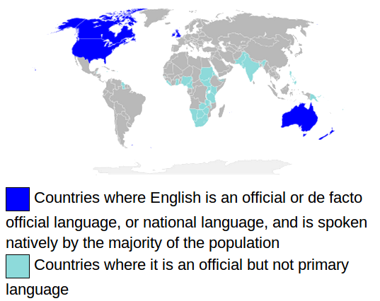 the english language should be the only official language of the united states All over the world, english is the official language of at least 50 countries but that list does not include united states when in fact, majority of the people living there are pure english speakers it was a debated fact by senators of different races 'š if english should be their official language.
